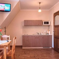 Апартаменты VISITzakopane City Apartments Закопане в номере