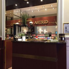 Astrid Hotel am Kurfürstendamm интерьер отеля фото 3