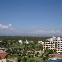 Отель Tikal балкон