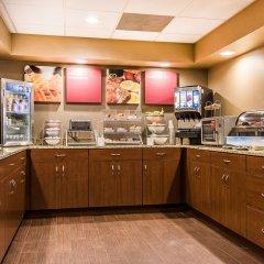 Отель Comfort Suites Effingham питание фото 2