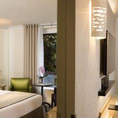 Отель Hôtel Garden Elysées комната для гостей фото 2