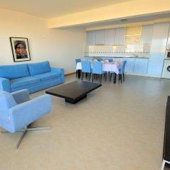 Отель Oceano Atlantico Apartamentos Turisticos Португалия, Портимао - отзывы, цены и фото номеров - забронировать отель Oceano Atlantico Apartamentos Turisticos онлайн комната для гостей фото 4
