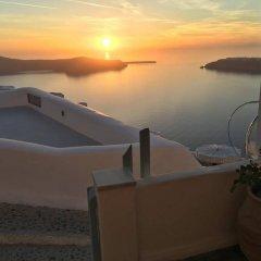 Отель Langas Villas Греция, Остров Санторини - отзывы, цены и фото номеров - забронировать отель Langas Villas онлайн пляж фото 2