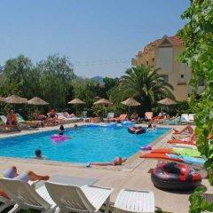 Nur Apart Турция, Мармарис - отзывы, цены и фото номеров - забронировать отель Nur Apart онлайн бассейн