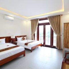 Отель Phu Hung Thinh Villa комната для гостей фото 2
