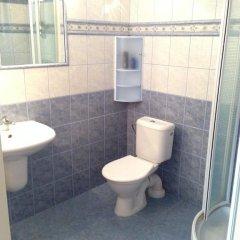 Отель Beach Pension Чехия, Хеб - отзывы, цены и фото номеров - забронировать отель Beach Pension онлайн ванная