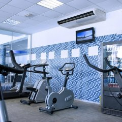 Отель Ibersol Residencial SPA Aqquaria фитнесс-зал