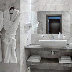 Гостиница Myasnitskiy boutique hotel в Москве 1 отзыв об отеле, цены и фото номеров - забронировать гостиницу Myasnitskiy boutique hotel онлайн Москва ванная фото 3