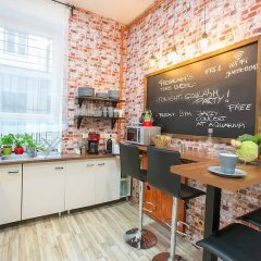 Friends Hostel and Apartments Budapest питание