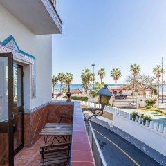 Отель Hostal Guadalupe балкон