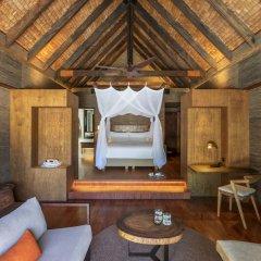 Отель Six Senses Fiji комната для гостей фото 2