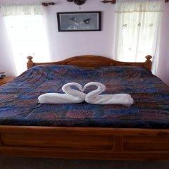 Отель Viang Suphorn Garden Resort сейф в номере