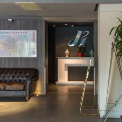 Отель Jinjiang Inn (Beijing Capital International Airport) Китай, Пекин - отзывы, цены и фото номеров - забронировать отель Jinjiang Inn (Beijing Capital International Airport) онлайн интерьер отеля фото 3