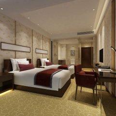 Huahai Business Hotel Airport Branch комната для гостей фото 4
