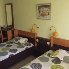 Hotel Balevurov Сандански сейф в номере