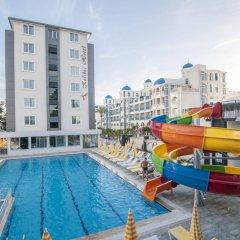Kolibri Hotel Турция, Аланья - отзывы, цены и фото номеров - забронировать отель Kolibri Hotel - All Inclusive онлайн бассейн фото 2