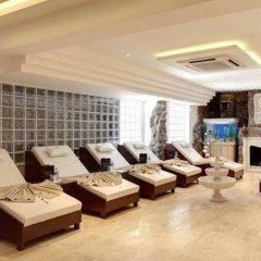 Отель Ugurlu Thermal Resort Spa & Kaplica Kur Merkezi Газиантеп интерьер отеля