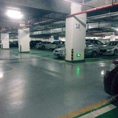 Отель Hanting Express Guangzhou Tianhe Coach Terminal Station Branch Китай, Гуанчжоу - отзывы, цены и фото номеров - забронировать отель Hanting Express Guangzhou Tianhe Coach Terminal Station Branch онлайн парковка