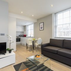 Отель Leicester Square - Covent Garden Apt комната для гостей фото 5