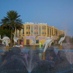 Отель Al Massa Hotel 1 ОАЭ, Эль-Айн - отзывы, цены и фото номеров - забронировать отель Al Massa Hotel 1 онлайн бассейн