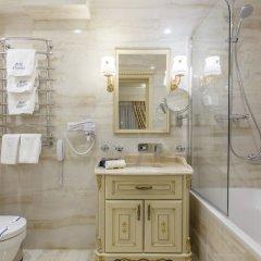 Гостиница Chevalier Hotel & SPA Украина, Буковель - отзывы, цены и фото номеров - забронировать гостиницу Chevalier Hotel & SPA онлайн ванная