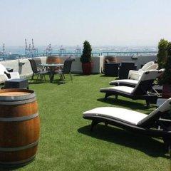 Loui Hotel Израиль, Хайфа - отзывы, цены и фото номеров - забронировать отель Loui Hotel онлайн бассейн