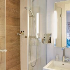 Best Western Plus 61 Paris Nation Hotel ванная