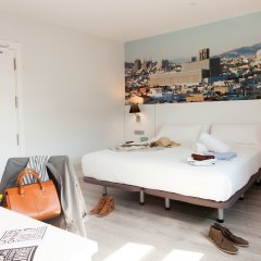 Отель Andante Hotel Испания, Барселона - 1 отзыв об отеле, цены и фото номеров - забронировать отель Andante Hotel онлайн комната для гостей фото 2