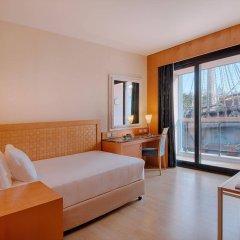Отель NH Collection Genova Marina комната для гостей фото 3