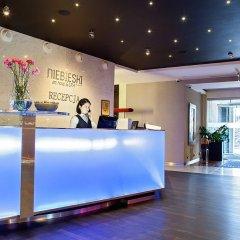 Niebieski Art Hotel & Spa интерьер отеля