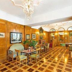 Отель Mozart Зальцбург интерьер отеля фото 2
