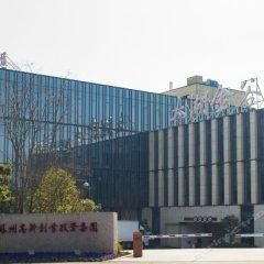 Отель Taihu Lake Golden Valley Conference Center балкон