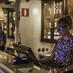 Hotel & Ristorante Bellora гостиничный бар