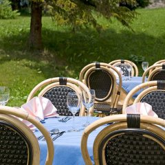 Отель Cresta Швейцария, Давос - отзывы, цены и фото номеров - забронировать отель Cresta онлайн приотельная территория фото 2