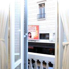 Отель Relais Sistina балкон