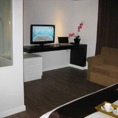 Отель Golden Cliff House Паттайя удобства в номере фото 2