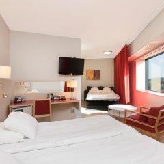 Отель Park Inn by Radisson Stockholm Hammarby Sjöstad комната для гостей