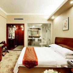 Отель Shenzhen Hongfeng Hotel (Luohu Branch) Китай, Гонконг - отзывы, цены и фото номеров - забронировать отель Shenzhen Hongfeng Hotel (Luohu Branch) онлайн комната для гостей