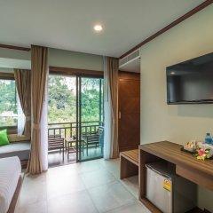 Отель Andaman Breeze Resort комната для гостей фото 3
