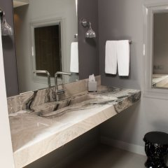 Hotel de Weverij ванная фото 2