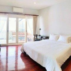 Отель Baan Manusarn Бангкок комната для гостей фото 5