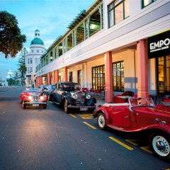 Art Deco Masonic Hotel фото 6
