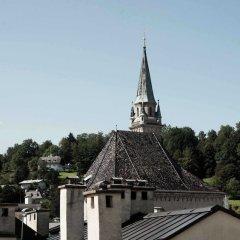 Small Luxury Hotel Goldgasse Зальцбург приотельная территория фото 2