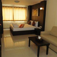 Отель Regent Suvarnabhumi Hotel Таиланд, Бангкок - 2 отзыва об отеле, цены и фото номеров - забронировать отель Regent Suvarnabhumi Hotel онлайн комната для гостей фото 2