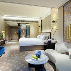 Отель Grand Millennium HongQiao Shanghai комната для гостей фото 3
