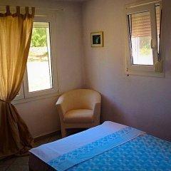 Отель Frontbeach Maisonette Ситония комната для гостей фото 2