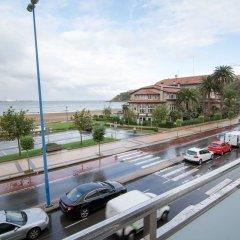 Отель Petit Palace Tamarises балкон