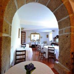 Отель Casa dos Assentos de Quintiaes питание фото 3