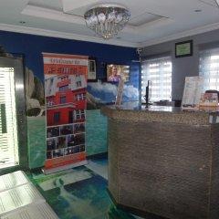 Отель A2 Suites интерьер отеля