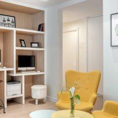 Отель Citadines Maine Montparnasse Париж комната для гостей